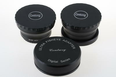 Century Optics Adapter Set für Sony HDV