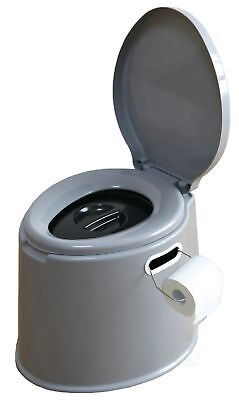 New PLAYBERG Portable Travel Toilet For Camping and Hiking
