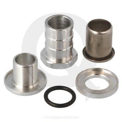 Self Sealing fitting - 19mm Aluminium