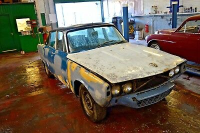 Rover P6 3500 Automatic  barn find ,tax exempt