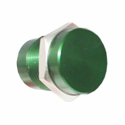 CamdenBoss CPS16NF-ALGN Piezo Switch Non Illuminated 16mm Green