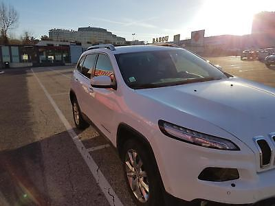 Vends Jeep Cherokee 4 2.0 Multijet 170 Ad1 Limited