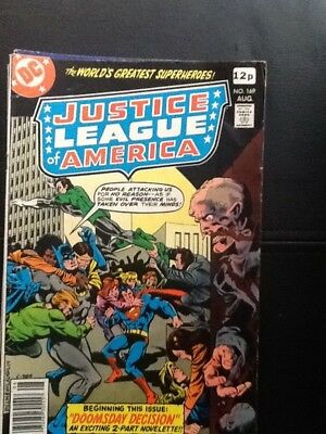 DC's JUSTICE LEAGUE OF AMERICA 169