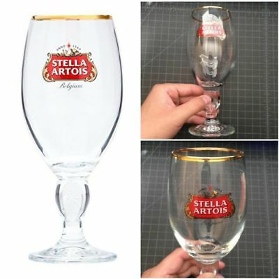 Stella Artois Drink Original Glass Chalice 33cl Beer Glass Classic Collection US