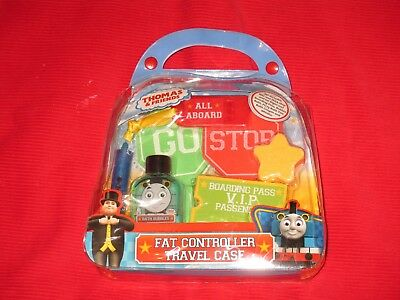 Thomas & Friends Fat Controller Travel Case New!
