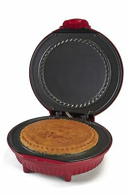 Giani by Cucina Red Large Non Stick Pie Maker GCFS-588