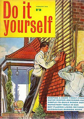 Vintage do it yourself magazines 100 picclick uk 1964 february vintage do it yourself magazine keeping a home frost free 44928 solutioingenieria Image collections