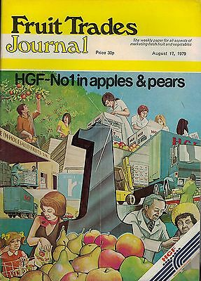 1979 17 AUG 57338 Fruit Trades Journal Magazine  SPANISH MELON FEATURE