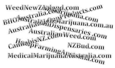Bulk Australian & New Zealand Marijuana Cannabis Domain Names 250+