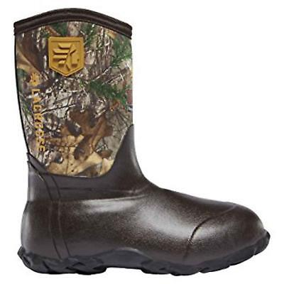 AUC048 LaCrosse 610247 Lil' Alpha Lite Youth RT Xtra 1000G Hunting Boot Size: 11