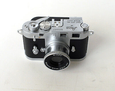"MINOX Leica M3 2.1MB Digital Classic Mini Camera #8009957 ""EXCELLENT CONDITION"""