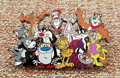 Fantasy, PINK PANTHER, CAT IN THE HAT, FELIX, SYLVESTER, GARFIELD, LAPEL PIN