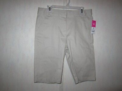 George Girls Bermunda Khaki Shorts