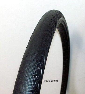 Pr1mo Wheelchair Tyre Solid Polyurethane Black 24 x 1