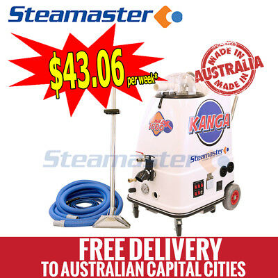 Carpet Cleaner Hot Water Extractor Tile Cleaning Machines *Kanga 1600 Heat Wand