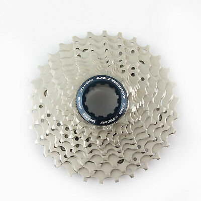 Shimano Ultegra CS-R8000 11 Speed Road Bike Cassette Freewheel - 11-30T (OE)
