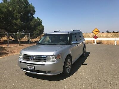 2010 Ford Flex  2010 Ford Flex limited AWD