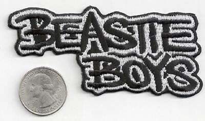 BEASTIE BOYS new Sew or Iron on PATCH rock rap hip-hop band music coat jacket