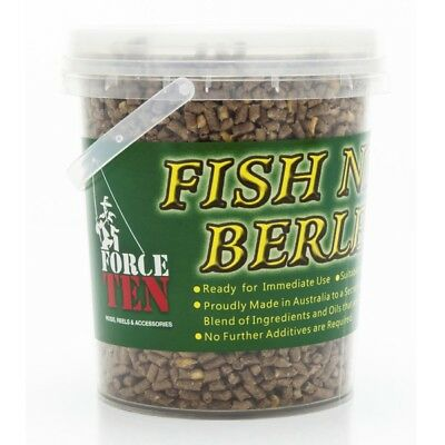 Force Ten Fish Nibbles Fishing Tackle Gear Terminal Kit