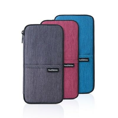 Travel Outdoor Wallet Mini Bag Multi Function for Cash Passport Card Sport Gym