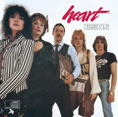 Heart Cd - Greatest Hits (1986) - New Unopened - Pop Rock