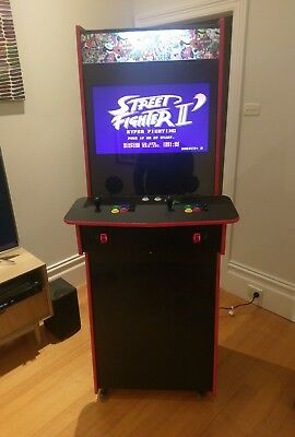 Retro Arcade Cabinet with over 20,000 games