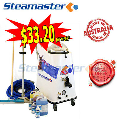 Steamvac RD6 Heater carpet steam cleaner hot water extractor cleaning equipment