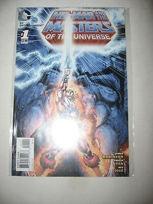 He-Man & The Masters Of The Universe 1 - 1St Print - Hit 1980's Tv Show - Vf/nm