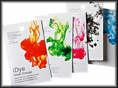 Jacquard iDye -Fabric dye -  various colors