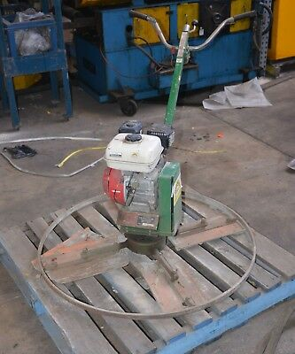 """Master Finish Concrete Helicopter Finisher 1m 40"""" INCH GX160 HONDA 5.5HP TROWEL"""