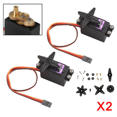 2x-MG996R-Metal-Gear-Digitale-Torque-Servo-fuer-JR-2C-RC-Auto-Boot-Rc-Helikopter