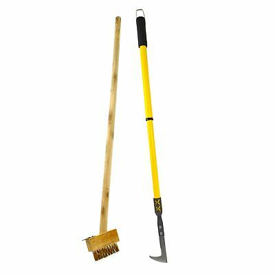 Telescopic Extra Long Patio / Paving / Garden / Decking Slab Weeding / Remover