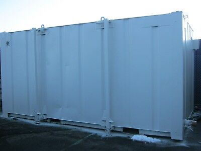 16ft x 9ft Anti Vandal Site Toilet 2+1 portable cabin FOR SALE