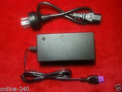New Genuine Hp Ac Power Adapter 240Vac-32Vdc 1.3A1.8M Dc Power Supply(0957-2259)