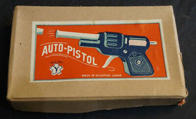 Auto - Pistol - Made in occupied Japan - Année 50