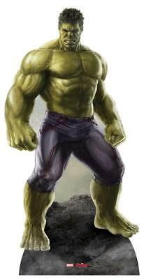 Avengers Movie Age of Ultron Pappaufsteller (Stand Up) - Hulk ( 190 cm)