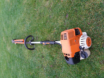 Stihl HL95 Long reach hedgetrimmer 2014