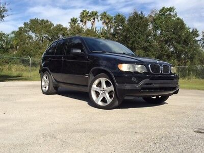 2002 BMW X5 IS 2002 BMW X5 4.6 IS maintained new transmission and engine