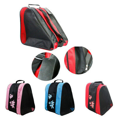 Carry Holder Strap Bag Skates Ice Portable Sport Colors Capacity Roller Skating