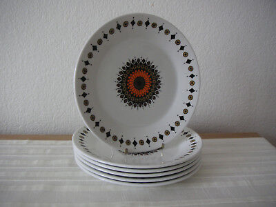 J&g  Meakin    ***    Inca    ***  1  Side / Tea  Plate