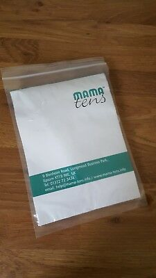 MamaTens Mama Tens Replacement Electrodes Pads - RECTANGULAR CONNECTOR new