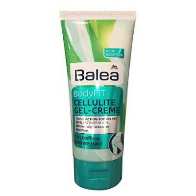 Anti-Cellulite Gel-Cream with Vita-Contour Complex -Vegan 200ml, BALEA