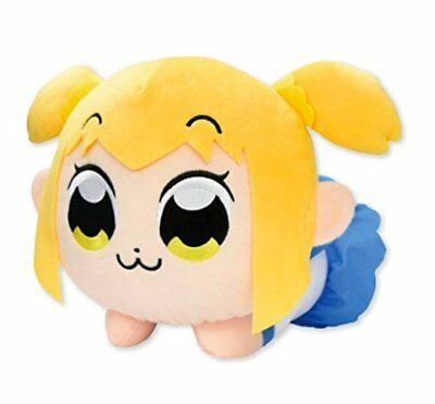Black Cat Stuffed Animal, Other Anime Collectibles Japanese Anime Pop Team Epic Rare Jumbo Plush Toy Stuffed Doll 13 8inch Big Official Nesoberi Japanese Anime Collectibles