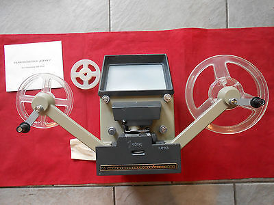 Film Cutting Table kupawa C-8 GDR  USSR 1986 with Certificate