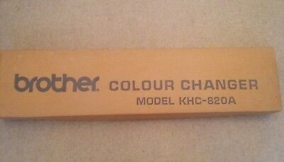 Brother Knitting Machine Colour Changer Model KHC-820A