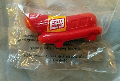 Oscar Mayer Wienermobile Whistle Factory Sealed