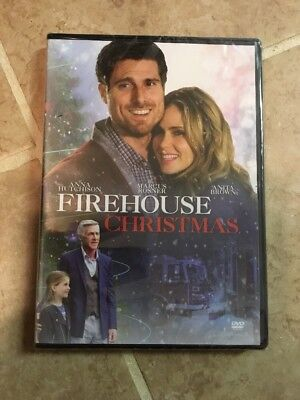 A Firehouse Christmas.Firehouse Christmas Dvd 2016 32 97 Picclick