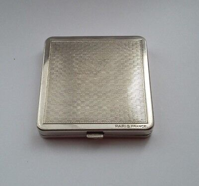 Vintage Coty Compact Paris France