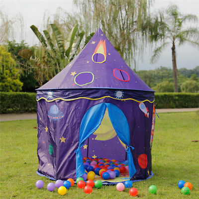 Portable Fairy Prince Castle Play Tent House Space Outdoor Indoor for Child Kids & CASTLE TENT Girls Canopy Fairy Tale Kids Toys Play House Room ...
