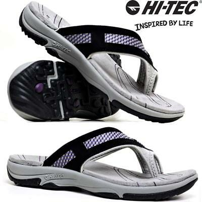 Ladies Womens Hi Tec Harmony Walking Summer Beach Mules Sports Sandals Shoe Size